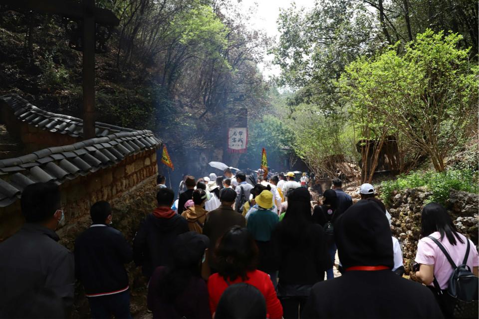 """中国首创木府风云山水情景景区迎来旅游""""风云""""时刻"""